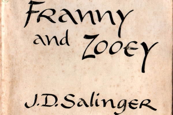 franny and zooey thesis statement Assign: j d salinger, franny and zooey (pgs 1-71 or 1-91) september23rd: collect surveys introduce class website and first major assignment: the scholarly compare/contrast essay for franny and zooey.