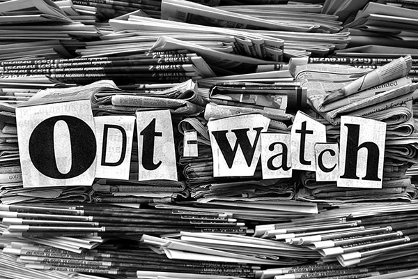 ODT Watch | Issue 19