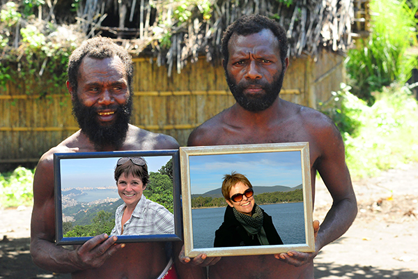 Judy Bailey Killed in Solomon Islands