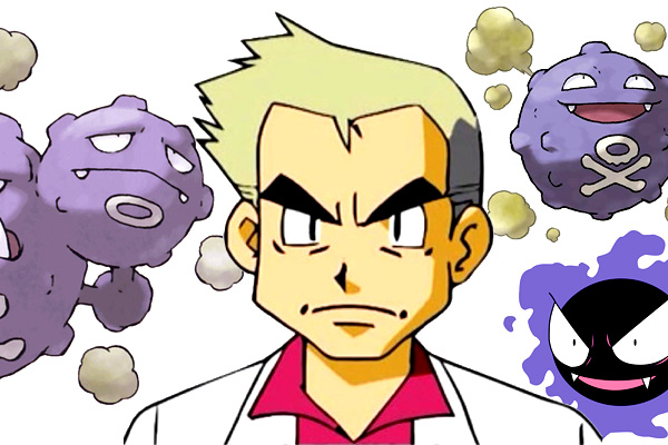 Smelling Gastly helps Weezing and Koffing | News | Critic Te Arohi