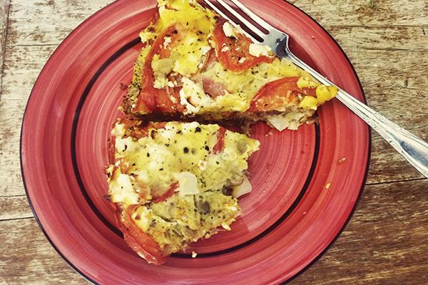 ... -Crusting Tomato and Brown Lentil Quiche   Culture   Critic Te Arohi