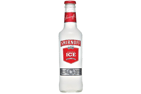 smirnoff ice double black