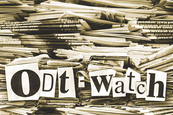 ODT Watch | Issue 08