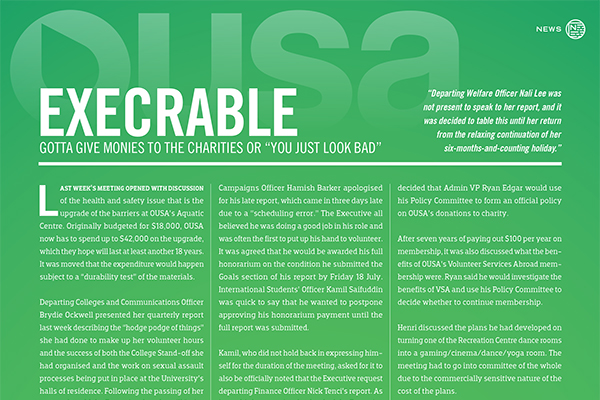 Execrable | Issue 15