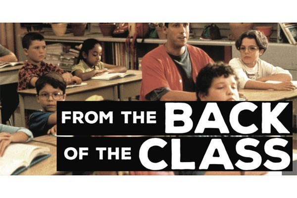 From the Back of the Class | Issue 16