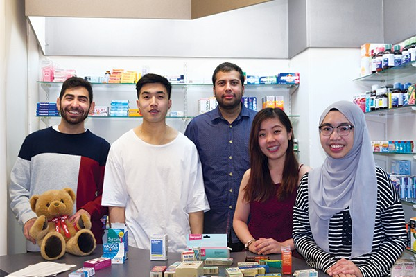 University Pharmacy Students Using Elective Study Programme For Community Good