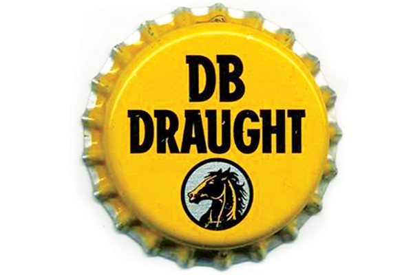 DB Draught is the Winston Peters of Beers