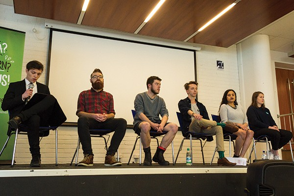 OUSA Presidential Forum Roundup: No Confidence Takes Decisive Lead in Opinion Polls
