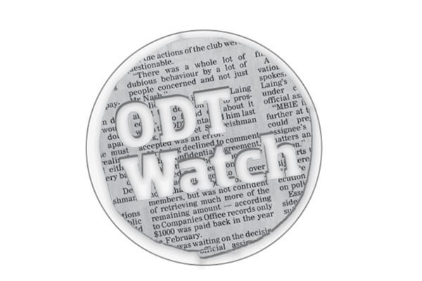 ODT Watch | Wedding Edition