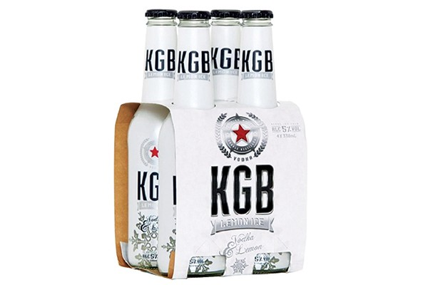 No One Over 20 Should Still Be Drinking KGB