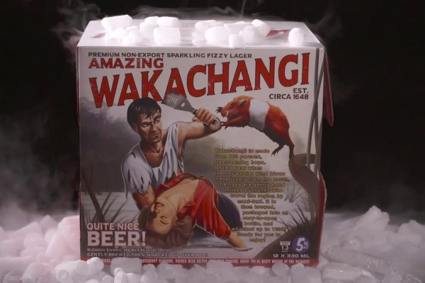 Wakachangi Is New Zealand's Finest Craft Beer