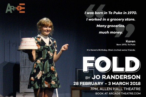 FOLD: Nauseatingly dark but shockingly good theatre