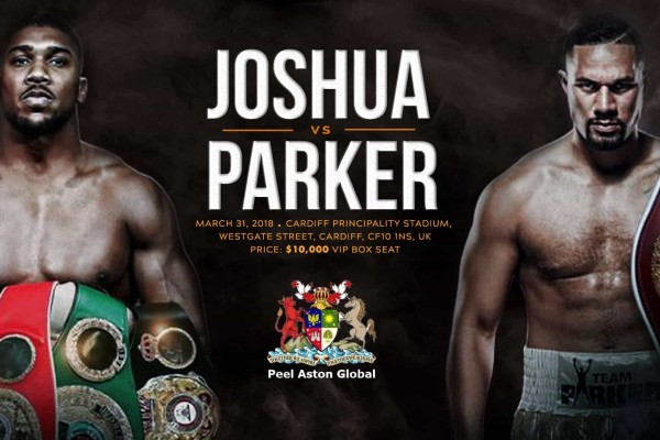 Why I Hope Joseph Parker Loses