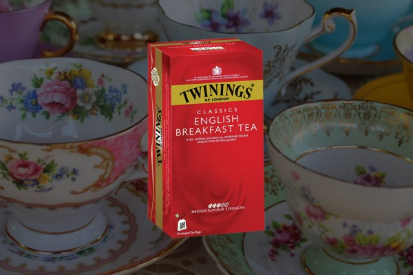 Critic Food Review | Twinings English Breakfast Tea