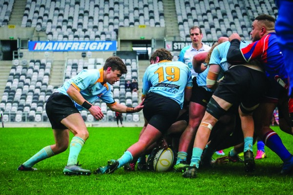 Varsity Comes Out Top of Rugby Premiership