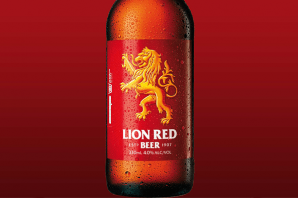 Lion Red Is New Zealand's Most Generic Beer