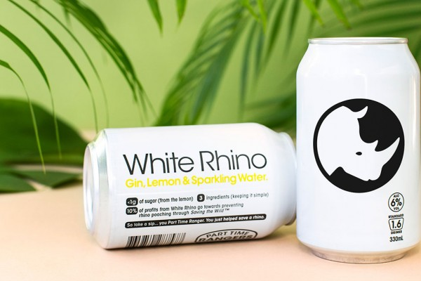 White Rhino is the Best New Drink of 2018