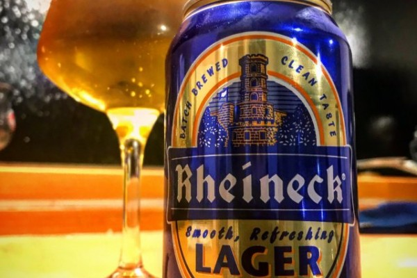 Rheineck Lager Is A Goddamn Scam