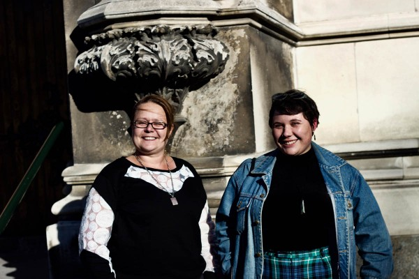 Students to Watch | Zoë Hayes and Anna Hendry – Rape Crisis