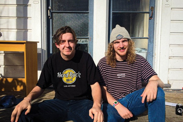 Students to Watch: Ben Paanakker and Flynn Robson, aka Breatha Science
