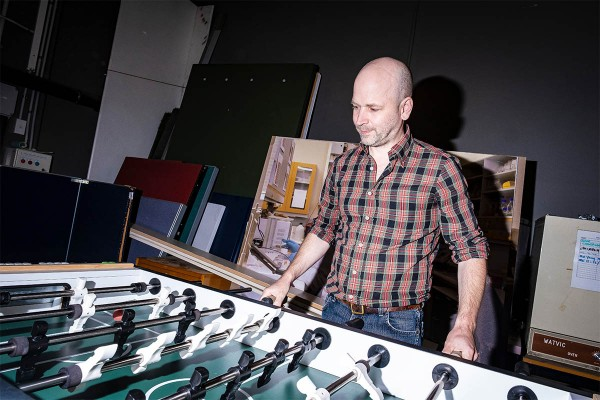 The Southernmost Foosball Club in the World to Start Up in Dunedin