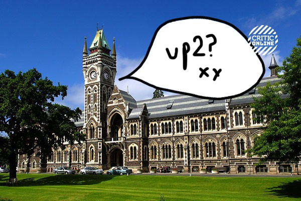 Students Who Are Flatting Are Being Asked to Register with Otago Uni