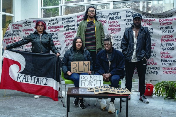 Student Organisers on Black Lives Matter