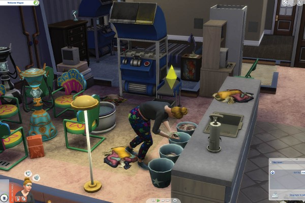 EDITORIAL: Sims 4 Eco Lifestyle has made me a Better Person