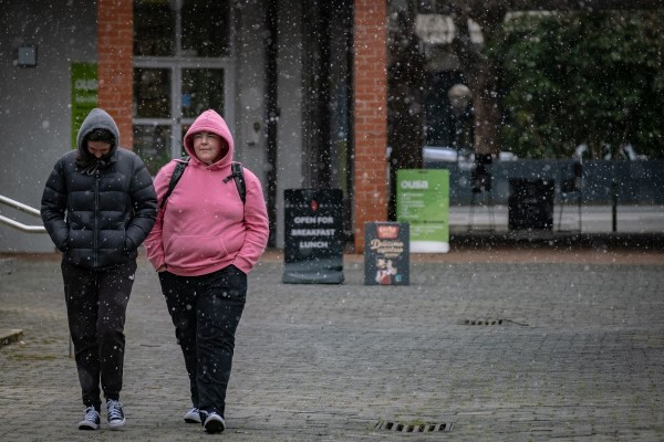 Scarfie Weather First to Predict Snowfall