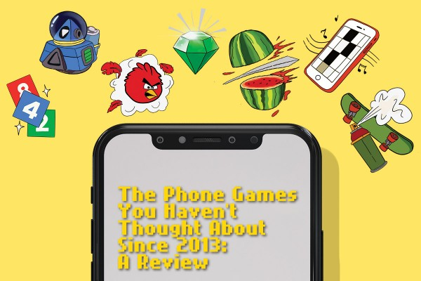 The Phone Games You Haven't Thought About Since 2013: A Review