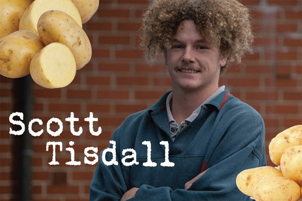 Local Produce: Scott Tisdall Is Making Potatoes Instafamous